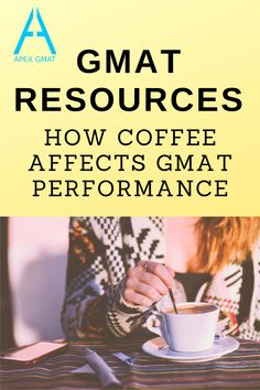 Do you think you coffee intake affects how you perform during your GMAT prep or even your test? It can actually be positive - find out more. Gmat Test, Gmat Exam, Gmat Prep, Prepping, Positivity, Coffee, Blog, Blogging, Prep Life