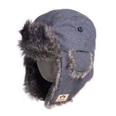 Dylon Hunting Hat - Vintage Black from BKYN baby