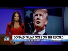 Donald Trump FULL INTERVIEW On The Record With Kimberly Guilfoyle AUGUST 26th 2016 HD