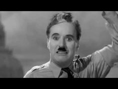 Greatest Speech Ever Made - Charlie Chaplin in The Great Dictator - YouTube
