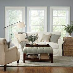 Ballard Design Ballard Designs Living Room Neutral