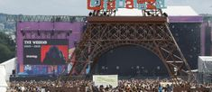 Les festivals de musique toqués de gastronomie