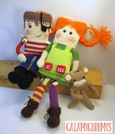 Pippi y Piratilla