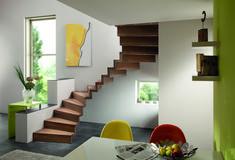 Faltwerktreppe Faltwerk Holz Das Original Direkt Vom Hersteller Unnerstall Treppen Treppe Holztreppe