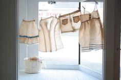 gorgeous paper clothes via poppytalk.