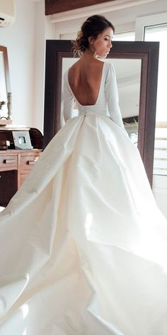 Celebrity Wedding Dresses And Itss Clones ❤ See more: http://www.weddingforward.com/celebrity-wedding-dresses/ #weddingforward #bride #bridal #wedding