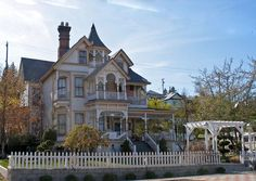 Central-Valley-Victorian Fred Goeller House