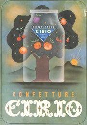 Agenzia Dalmonte - 1939  #cirio #art #arte  www.cirio.it