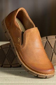 Men's Born Sawyer Leather Shoes