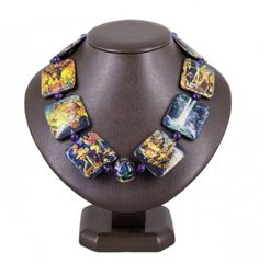 Necklase 'Carnaval' Jewellery, Carnival, Jewels, Schmuck, Jewelry Shop, Jewlery, Jewelery