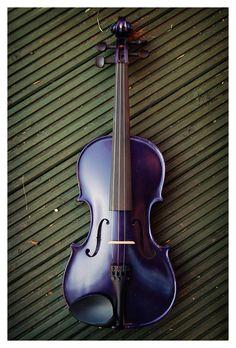 Purple Violin