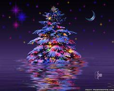 Christmas Tree Wallpapers Hd Desktop 10 HD Wallpapers