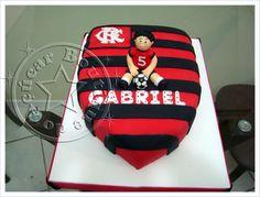 Bolo do Flamengo!