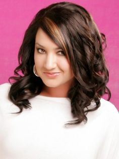 long hairstyles for overweight women
