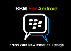 Tutorial Android Indonesia: Download BBM Android Dengan Material Design Beta v...