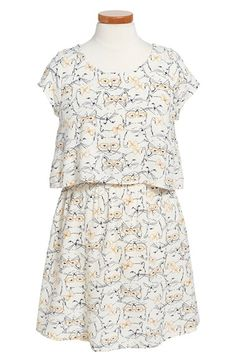 Tucker + Tate GraphicPrint Dress (Big Girls) available at #Nordstrom