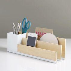 【设计】美化书桌的秘诀! 10招让你爱上自己的书桌区域!