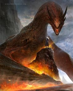 Game of Thrones Illustrations - Created by Francisco Garcés Game Of Thrones Dragons, Game Of Thrones Art, Dark Fantasy, Fantasy Art, Game Of Thrones Illustrations, Sublime Creature, Dragon Artwork, Cool Dragons, Dragon Pictures