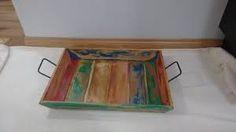 Resultado de imagem para artesanato em madeira de demolição