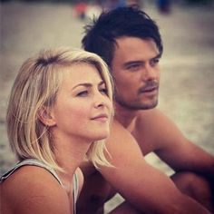 seeing safe haven made me feel like i should chop my hair again...ugh, i have no patience