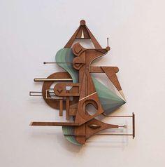 Wood sculpture, Francisco Miranda