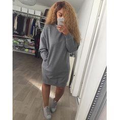 "Sherlina on Instagram: ""Jumper dresses >>>"""
