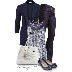 Untitled #679, created by sherri-leger on Polyvore
