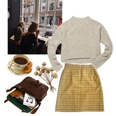 Untitled #67 by kittymaid on Polyvore featuring polyvore fashion style Rebecca Minkoff Vivienne Westwood Coffee Shop