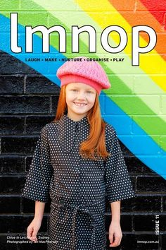 lmnop - my all time favourite kids magazine.
