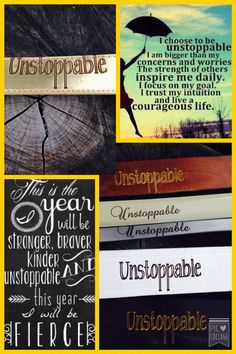 Be UNSTOPPABLE ✨ #unstoppable #harmoniecuffs #leathercuffs #inspiration #handmadeisbetter #toolforthemind #toolfortheheart
