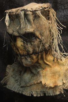 Cornfield Frankenstein | Grim Stitch Factory