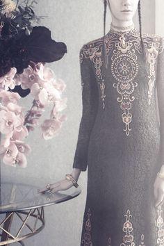 An Up-to-Date Elegance by Sølve Sundsbø   Vogue Italia, March... - Sarabande