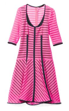 Auction Stripe 15 Minutes Dress by Nanette Lepore for Preorder on Moda Operandi