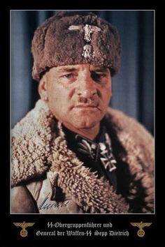 Waffen SS General Sepp Diеtrich