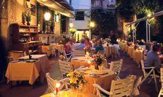 Restaurant La Caravella in Venice
