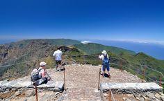 Pico Ruevo - Summit, Madeira Island, Portugal