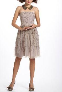 Boston Ivy Dress anthrop