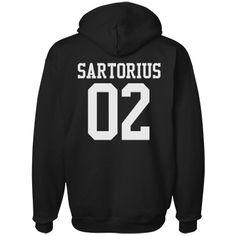 Team Sartorius Girl Unisex Hanes Cotton Heavyweight Hoodie