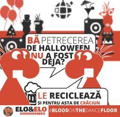 elo&elo prezinta:Blood on the Dance Floor #corporateworld #doidedcomics #eloandelo  #webseries #BloodontheDanceFloor