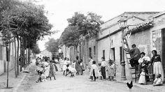 Fotos antiguas: Juegos de niños