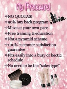 As a Mary Kay beauty consultant My goal is to make you feel and look like your BEST!!    Marykay.com/ascofield Ascofield@marykay.com 651-402-3183. Call or text me!!