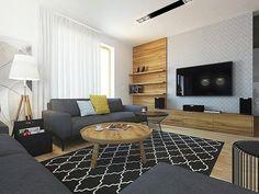 Projekt domu Ambrozja 3 158,48 m2 - koszt budowy - EXTRADOM House Plans, Construction Cost, Inspiration, How To Plan, House Design, Sweet Home, Contemporary Rug, Home Decor