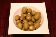 Garlic Stuffed Olives my new favorite Low Carb snack