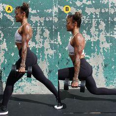 60fd0205cc74f Kim Kardashian Butt Workout - 6 Glute Exercises to Try Kim Kardashian
