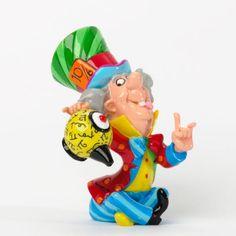 DISNEY-Romero-Britto-Mini-Figurine-Alice-in-Wonderland-Mad-Hatter