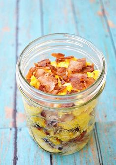 15 Mason Jar Recipes to Take You From Breakfast Through Happy Hour via Brit + Co
