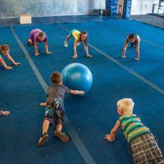 CrossFit für Kinder #activityideasforkids #crossfit #kinder