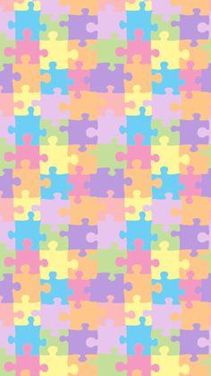 patterns.quenalbertini: Puzzle Wallpaper iphone 6 Plus