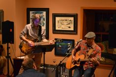 Greg Burton with Erik Sayles, PA House Concert November 2013