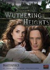 WUTHERING HEIGHTS New DVD PBS Masterpiece Theatre